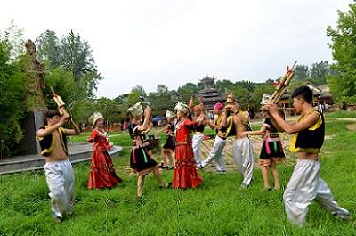 竹洞天风景区-图片