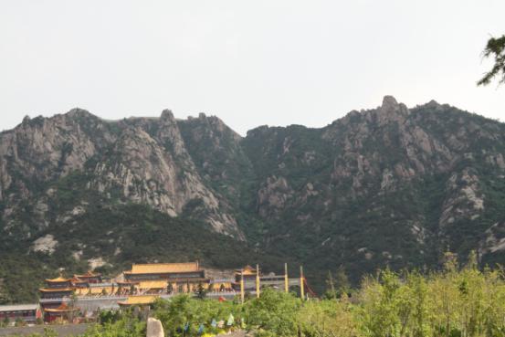 马鬐山风景区-图片